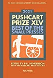 Pushcart Prize XLV 2021: Best of the Small Presses: 45