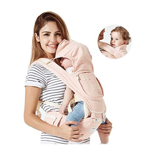 Porte bébé Porte-bébé Multifonctions Respirant Bébé Assis sur Le Tabouret Taille pour Un Usage Amovible et indépendant ( Color : A )