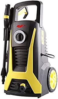 Brizer Electric Pressure Washer 2130 PSI/1.76 GPM Electric Power Washer with Spray Gun. Adjustable Nozzle, 25ft High Pressure Hose, Hose Reel. (Pressure Washer Machine, Pressure Cleaner, Car Washer)