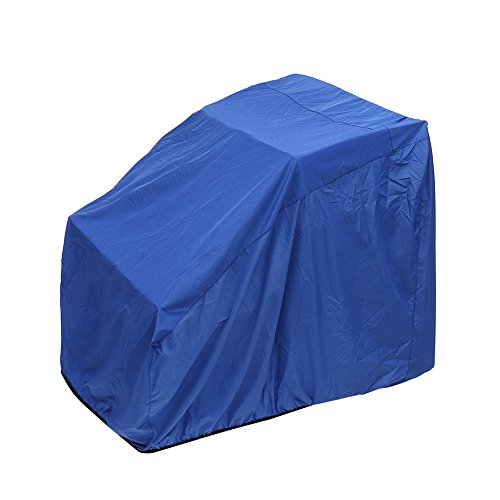 KUNSE Blauw Polyester Waterdicht Stofdicht 114.5x117x102cm Boot Center Console Cover Grote Boot Cover