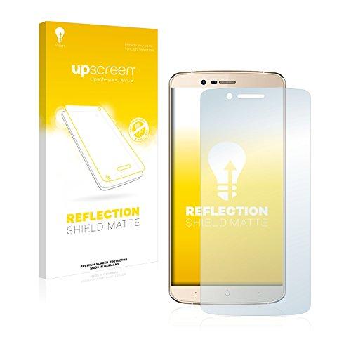 upscreen Entspiegelungs-Schutzfolie kompatibel mit Elephone P8000 – Anti-Reflex Bildschirmschutz-Folie Matt