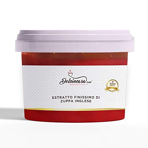 Zuppa Inglese Semilavorato Finissimo per Gelato Creme Pasticcere Panna Montata Torte 220 g