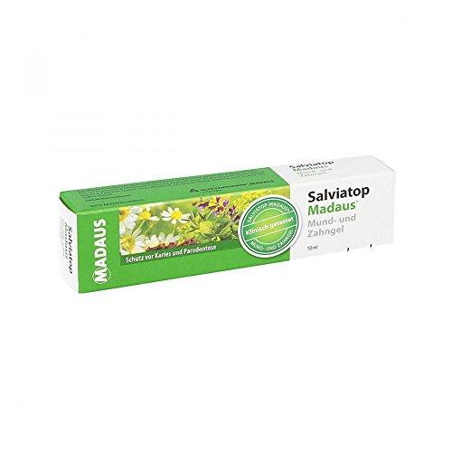 Salviatop Madaus Mund- und Zahngel, 10 ml