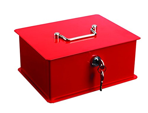 Joma Vintage-Caja de caudales (nº 1H) Color Rojo