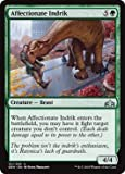 Magic The Gathering - Affectionate Indrik (121/259) - Guilds of Ravnica