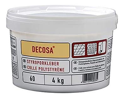SAD SA03113-3113 Colle poliestireno 4 kg