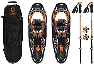 adventure snowshoes