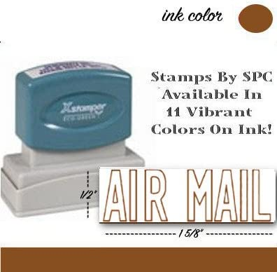 Stamps By SPC XSTAMPER DESIGN: SPC1001 COLOR: - Max 65% OFF Air Mail service