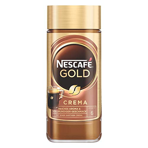 Nestlé Kaffee und Schokoladen GmbH -  NESCAFÉ GOLD Crema,