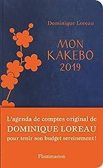 Mon Kakebo 2019, Agenda de Compte de Dominique Loreau