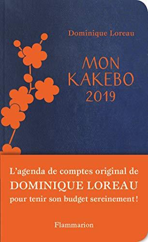 Mon Kakebo 2019, Agenda de Compte