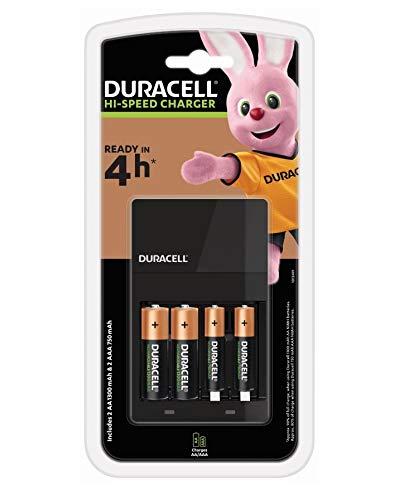 Duracell 4 Stunden Batterieladegerät, 1 Stck