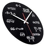 Zoom IMG-1 vientiane orologio da parete matematico