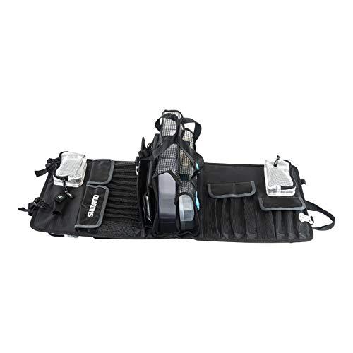 Shimano Tonno Offshore Bags Fishing Gear, Black/Blue, XL