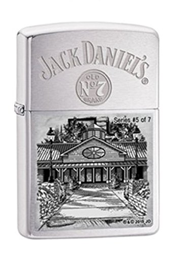 Zippo aansteker Jack Daniels Series 5 of 7 Limited Edition xx/4777