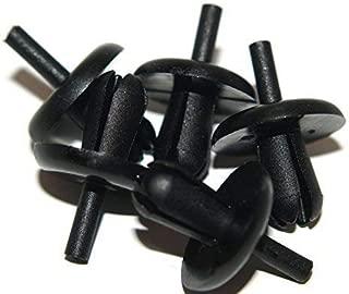 30 x landrover defender passage de roue plastique rivets afu1075