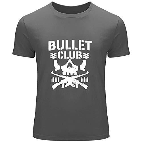 ATAT-1 Men's Bullet Club Gray T-Shirt O5F5Lo
