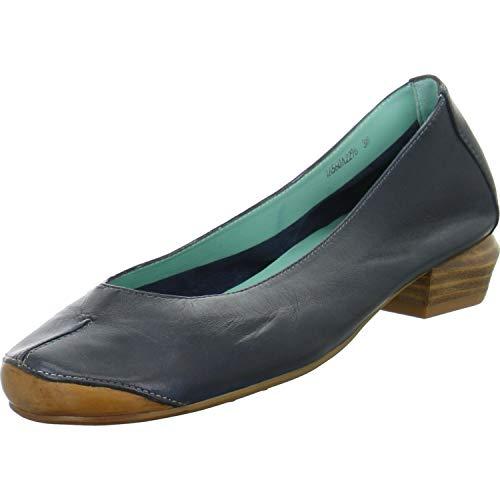 Everybody Ballerinas 16560 Größe 40 EU Blau (Blau)