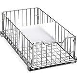 SimpleHouseware Pull Out Cabinet Sliding Basket