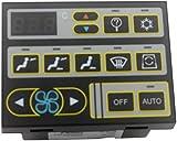 PANGOLIN VOE14513653 14513653 Air Conditioner Controller Air Conditioning Panel Switch for Volvo EC140B EC460B EC360B EC290B EC240B EC210B Excavator Aftermarket Parts