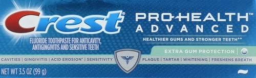 Crest Pro-Health Advanced Toothpaste, Gum Protection 3.5 oz