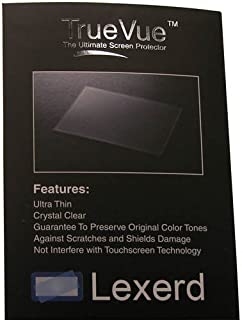 Lexerd - Compatible with Nokia N95 8GB TrueVue Anti-Glare Cell Phone Screen Protector