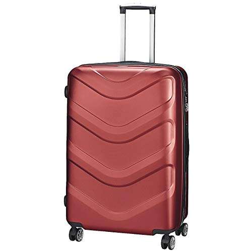 Stratic Arrow Maleta a 4 ruedas 65 cm wine red