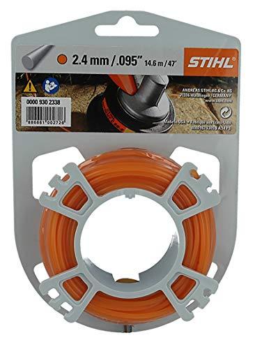 Stihl 2.4mm x 15m Nylon Grass Trimmer Cord Part No.0000 930 2338