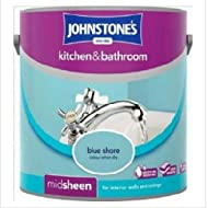 Weight: 3.0kg Johnstone's Kitchen & Bathroom Emulsion has been specially formulated to provide durable protection in areas of high condensation It dries to a subtle mid sheen finish that resists moisture, stains and grease The tough low odour emulsio...