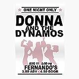 Mamma Walters Dynamos Streep Meryl Christine Mia and The