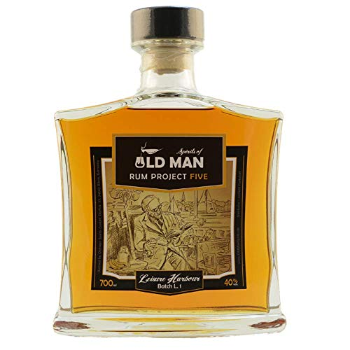Rum Project Five (Leisure Harbour) by Spirits of Old Man 0,7l 40%