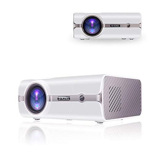 BeamerKing Vidéoprojecteur, Projecteur LED Portable de 2200 Lumens...