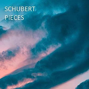 Schubert - Pieces