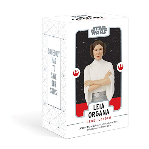 Star Wars: Leia Organa - Rebel Leader Box