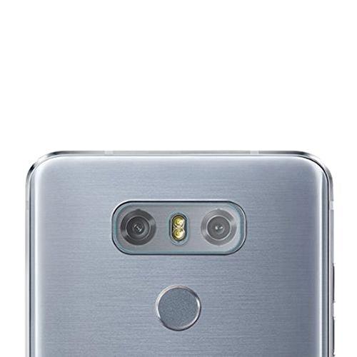 Distinct® Per LG G6 7.5H Fotocamera Posteriore Lente Soft temperato Vetro Protector Film-3pcs