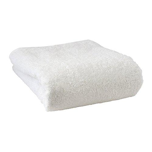 hiorie(ヒオリエ) 日本製 ホテルスタイルタオル お試し価格 (おひとり様2枚まで) フェイスタオル 1枚 オフホワイト 瞬間吸水