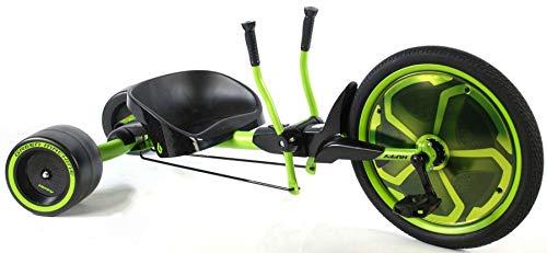 Huffy Green Machine 20 Zoll Drift Trike Dreirad + 8 Jahren Drifter Drift Rutscher Kart aus den USA