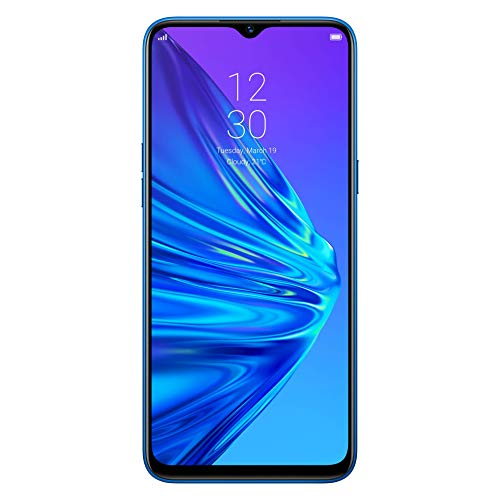 realme 5 (Crystal Blue, 3GB RAM, 32GB Storage)