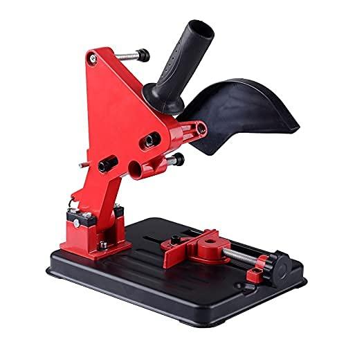 LIXHZJ Accesorios para herramientas eléctricas Amoladora angular, amoladora de ángulo de soporte, soporte de herramienta eléctrica para 100 125 ángulo Grinder pawer herramienta Set //237