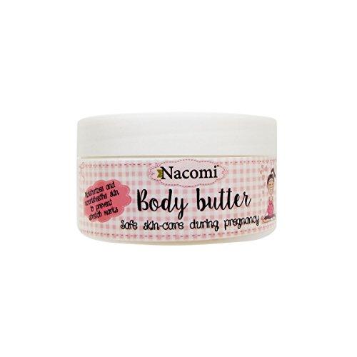 Nacomi Body Butter Veilige Huidverzorging Tijdens De Zwangerschap 100 G