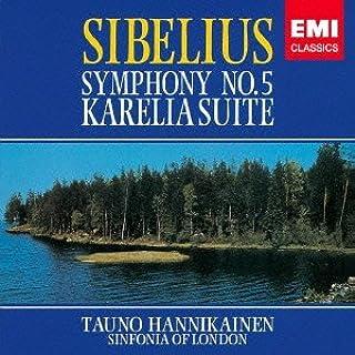シベリウス:交響曲第5番/カレリア組曲