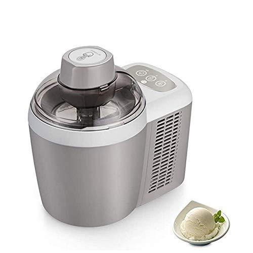 Fantastic Deal! LOISK 600ml Full Automatic Ice Cream Maker Machine, Intelligent Frozen Yogurt and So...
