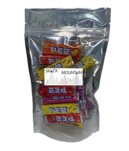 PEZ Candy Refills assorted Sugar Candy (20 Count)