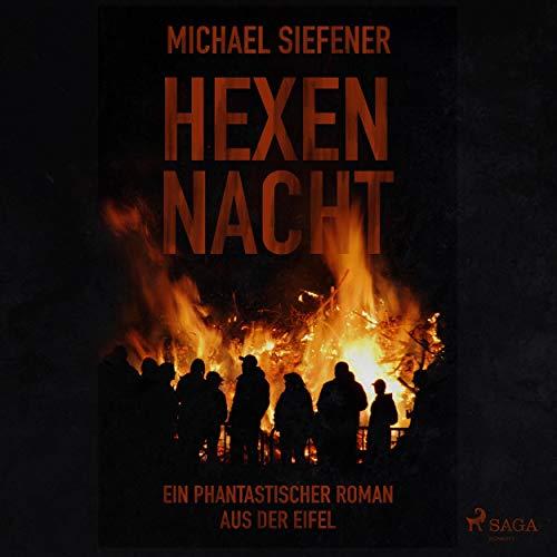 Hexennacht - Ein phantastischer Roman aus der Eifel Titelbild