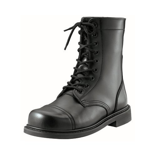 Rothco G.I. Type Combat Boot, 10.5 Black