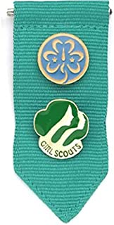 girl scout insignia tab