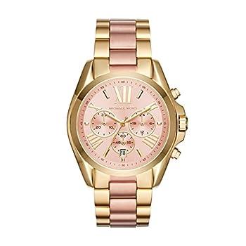 Michael Kors Women s Bradshaw Gold-Tone Watch MK6359