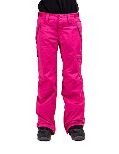 Nitro Snowboards Damen Snowboardhose Crystal 16, Bubblegum, S