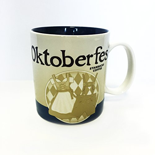 Starbucks Oktoberfest 2015 Munchen Munich Germany Bavarian Coffee City Mug