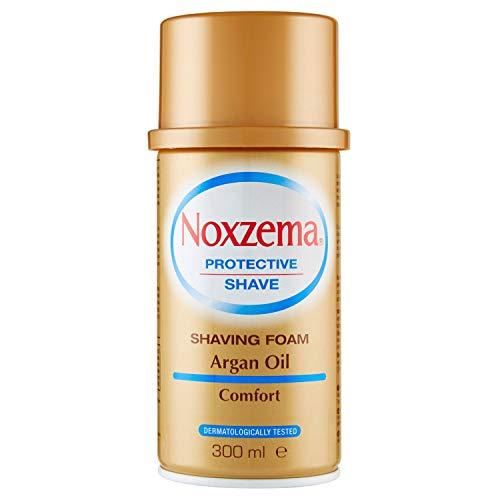 Noxzema Protective Shave Argán Oil Espuma de Afeitar - 300 ml